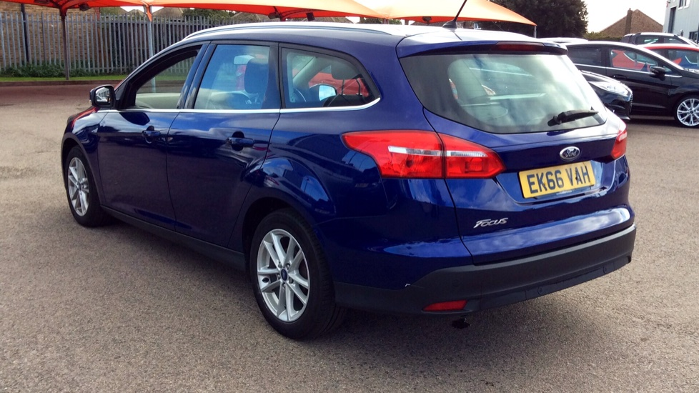 Ford Focus 1 5 TDCi 95 Zetec 5dr Diesel Estate (2016) at Ford Thanet