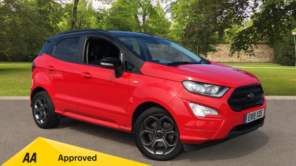 Ford EcoSport 1.5 EcoBlue ST-Line 5dr with Heated Seats and Reverse Camera Diesel Hatchback (2019)