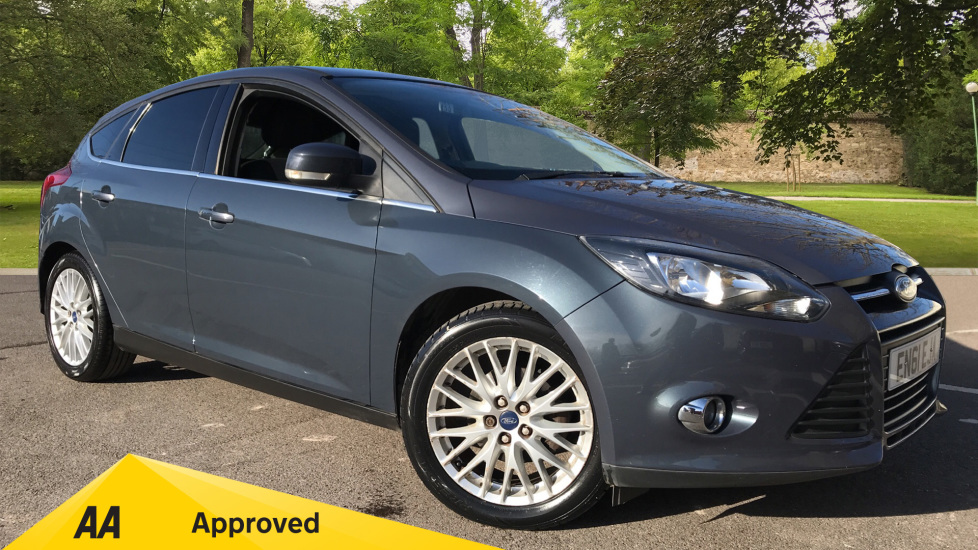 Ford Focus 1.6 Zetec 5dr Hatchback (2012)