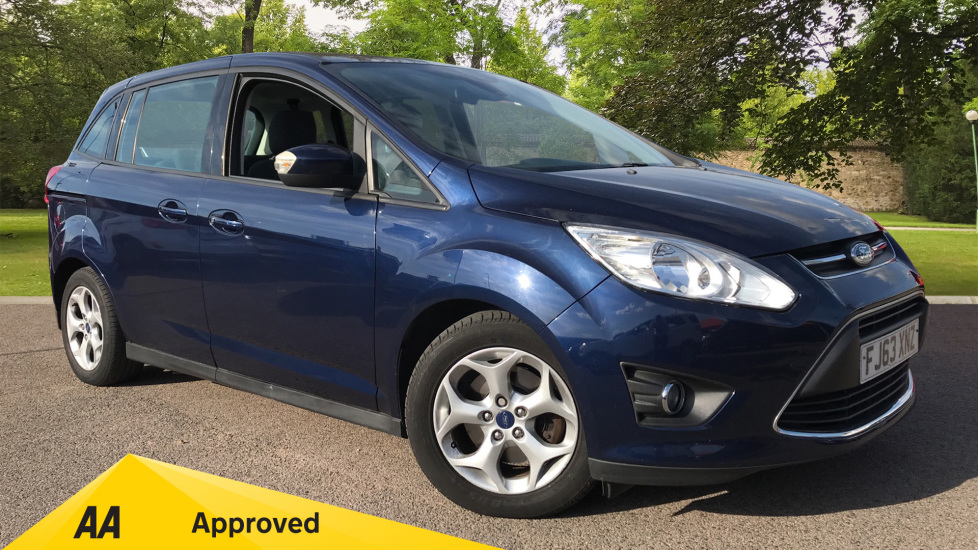 Ford Grand C-MAX 2.0 TDCi Zetec 5dr Powershift Diesel Automatic MPV (2013) image