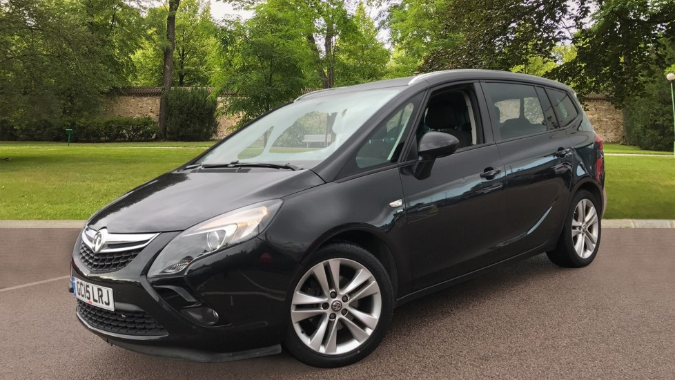 Vauxhall Zafira 1.4T SRi 5dr image 3