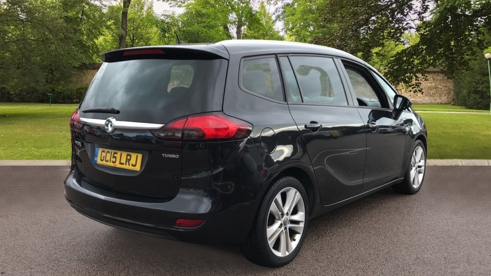 Vauxhall Zafira 1.4T SRi 5dr image 5