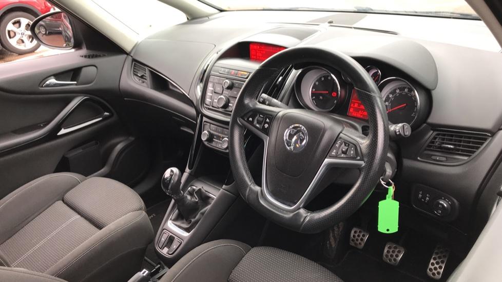 Vauxhall Zafira 1.4T SRi 5dr image 12