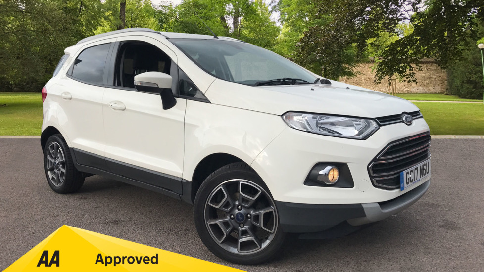 Ford EcoSport 1.5 TDCi 95 Titanium [17in] Diesel 5 door Hatchback (2017)