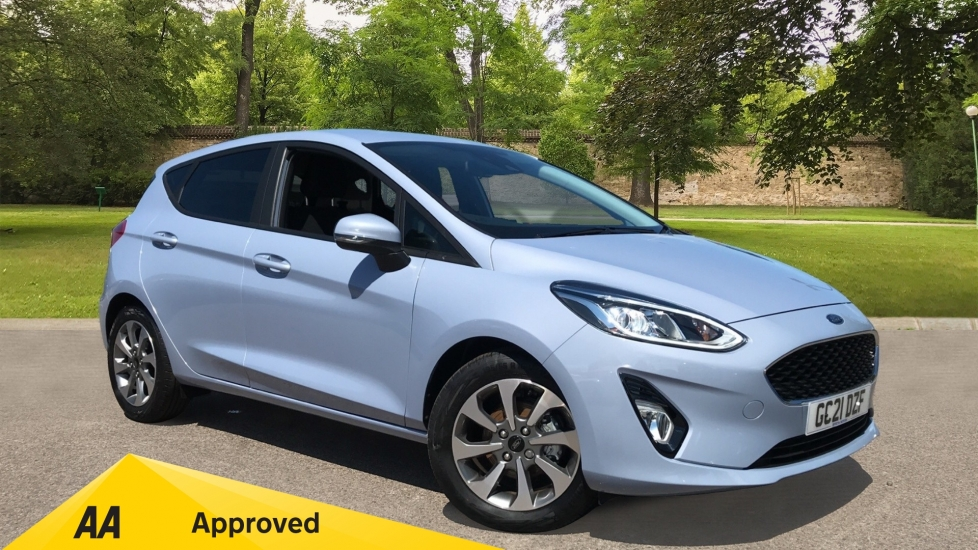 Ford Fiesta 1.0 EcoBoost Hybrid mHEV 125 Trend 5dr with City Pack and DAB Radio Hatchback (2021) image