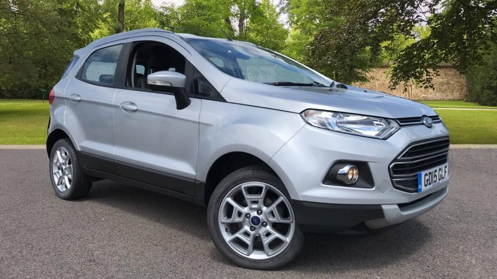 Ford EcoSport 1.0 EcoBoost Titanium 5dr Hatchback (2015)