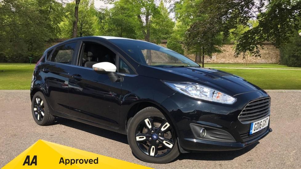 Ford Fiesta 1.0 EcoBoost Zetec Black 5dr Hatchback (2016)