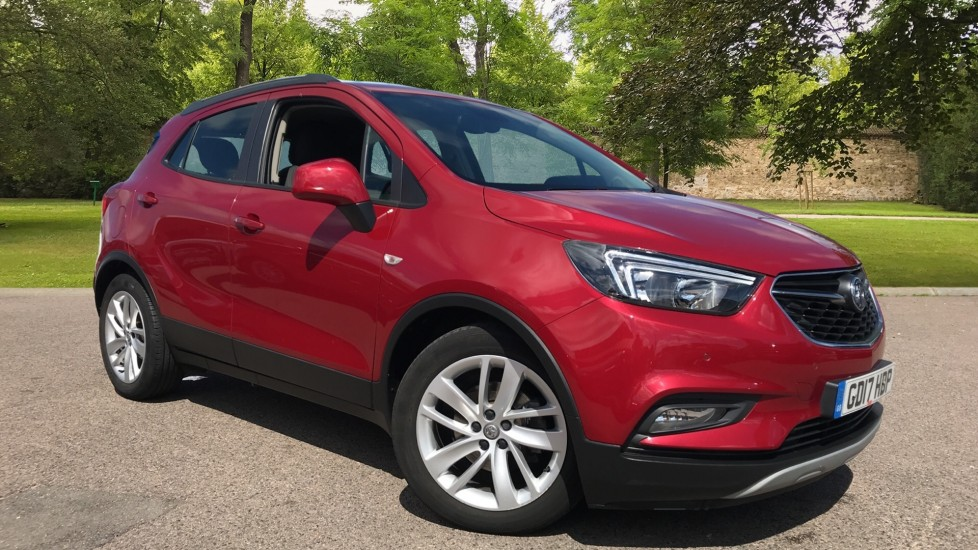 Vauxhall Mokka X 1.4T Active Automatic 5 door Hatchback (2017)