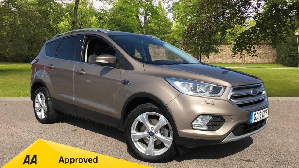 Ford Kuga 1.5 EcoBoost Titanium X 2WD 5 door MPV (2018) image