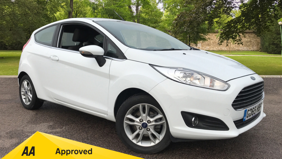 Ford Fiesta 1.25 82 Zetec 3dr Hatchback (2015) at Ford Thanet thumbnail image