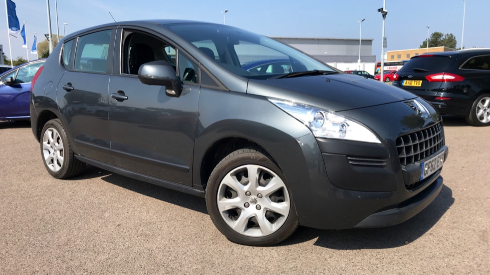 Peugeot 3008 1.6 HDi 112 Access 5dr Diesel MPV (2012) image