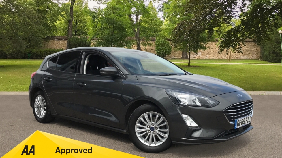 Ford Focus 1.0 EcoBoost 125 Titanium 5dr with Navigation and Heated Seats Hatchback (2019) image