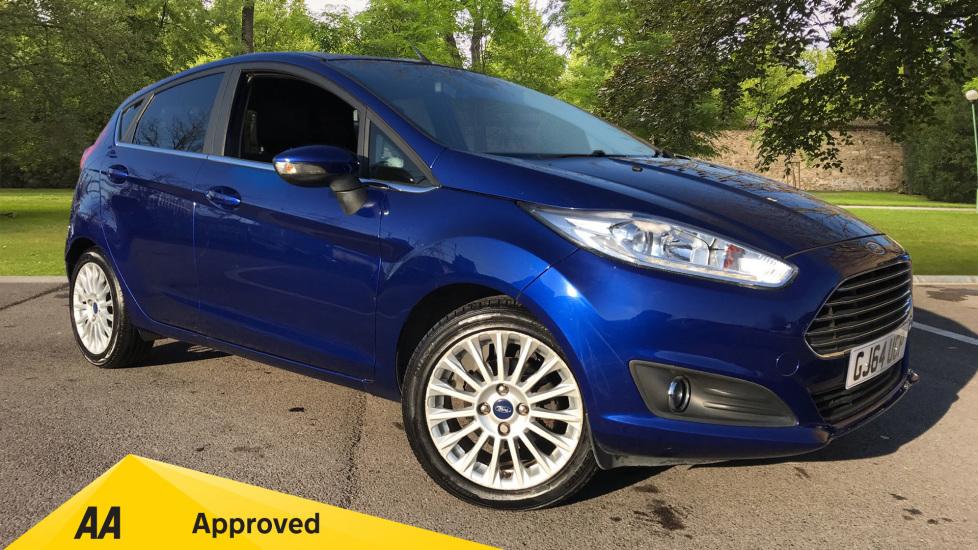 Ford Fiesta 1.0 EcoBoost Titanium 5dr Hatchback (2014)