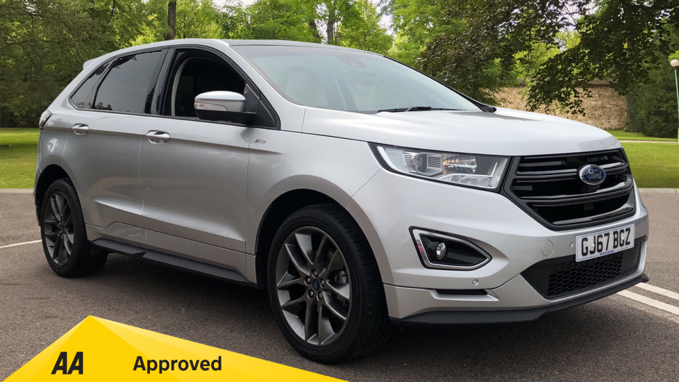 Ford Edge 2.0 TDCi 210 Sport 5dr Powershift Diesel Automatic MPV (2017)