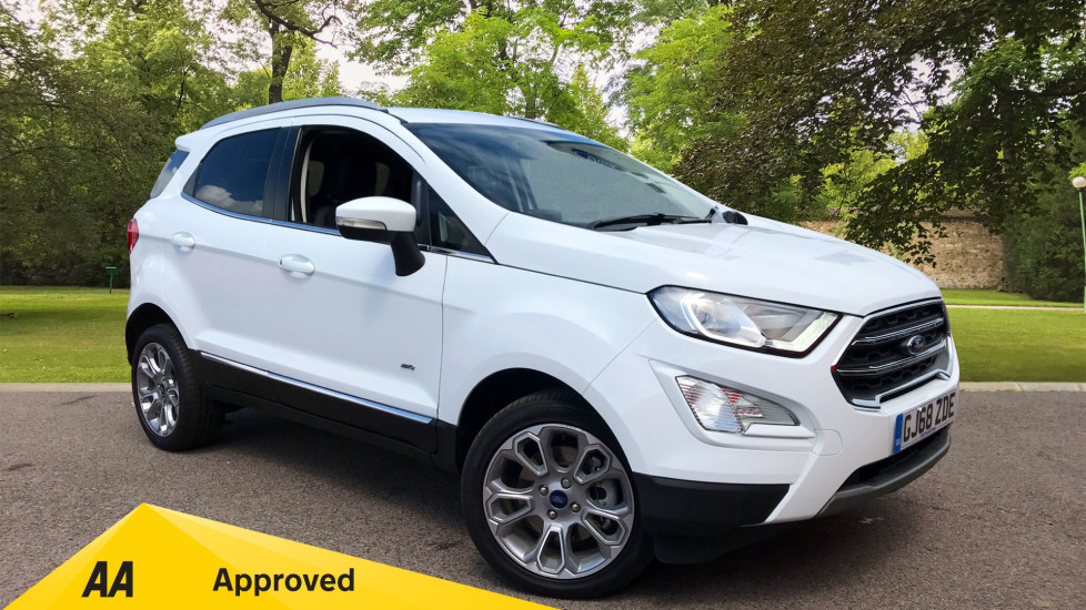 Ford EcoSport 1.5 TDCi Titanium [Nav] 5dr Diesel Hatchback (2018)