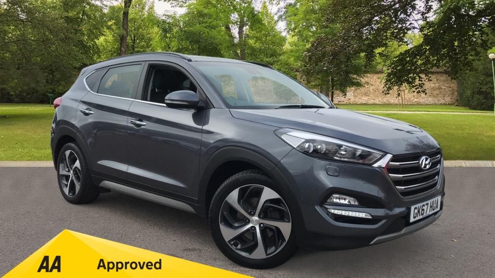 Hyundai Tucson 2.0 CRDi Blue Drive Premium SE 5dr 2WD Diesel MPV (2017)