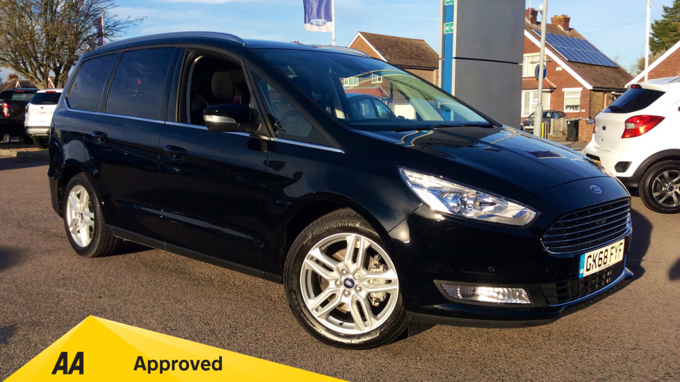 Ford Galaxy 2.0 EcoBlue 150 Titanium 5dr Diesel Automatic MPV (2018) at Ford Thanet thumbnail image
