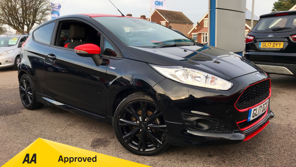 Used Ford Fiesta Manual Cars For Sale Motorparks