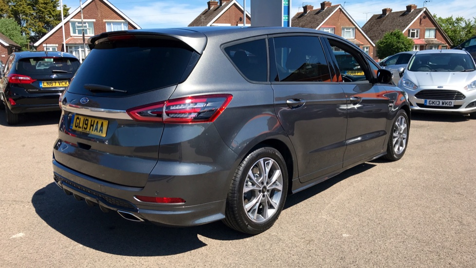 Ford S-MAX 2.0 EcoBlue 190 ST-Line 5dr image 5