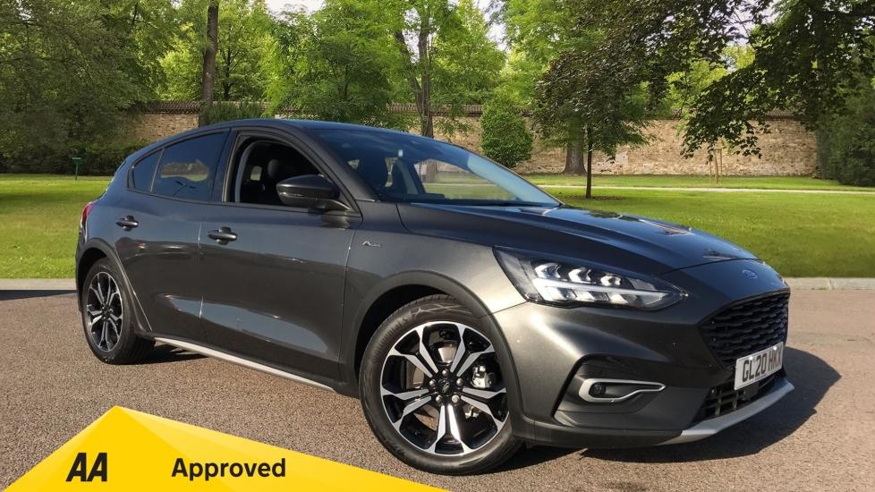 Ford Focus 1.0 EcoBoost Hybrid mHEV 125 Active X Edition 5dr Hatchback (2020)