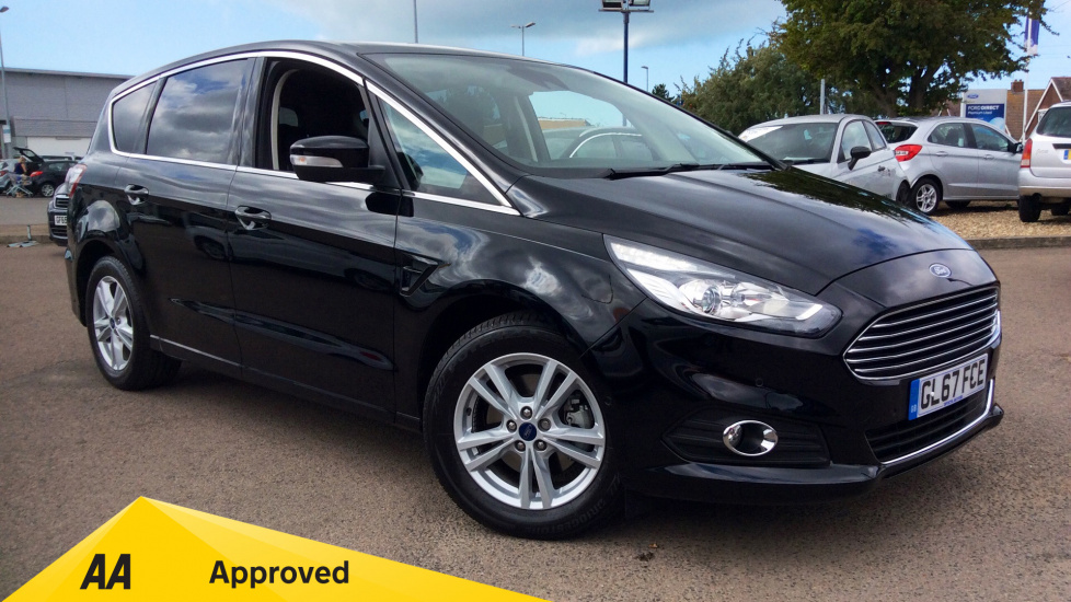 Ford S-MAX 2.0 TDCi 150 Titanium 5dr [Available August 2018] Diesel MPV (2018) image