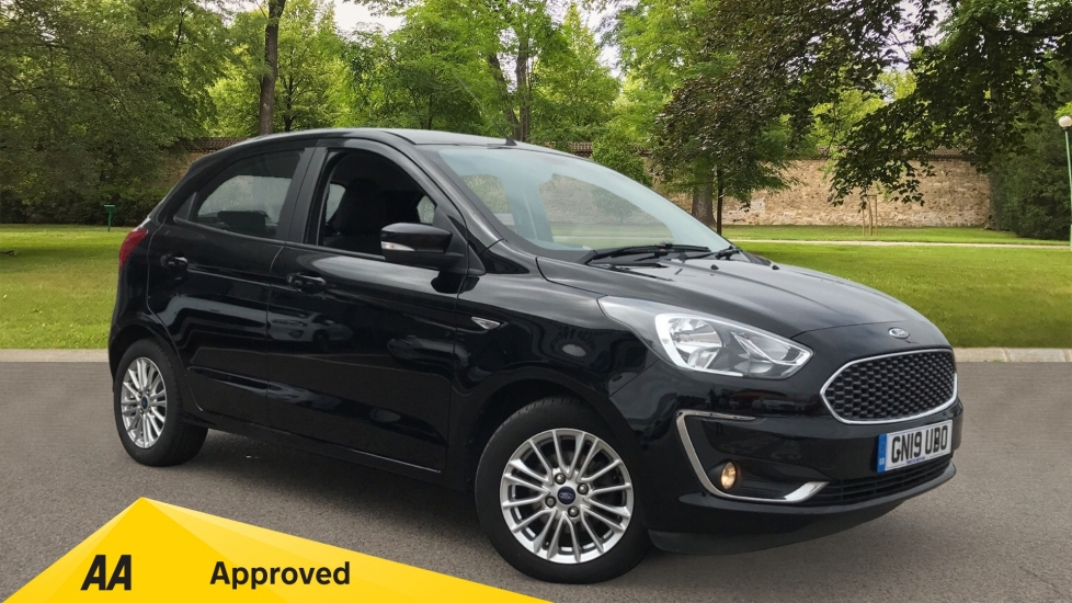 Ford KA Plus 1.2 Zetec 5dr with Cruise Control and Bluetooth Hatchback (2019)