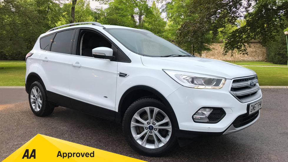 Ford Kuga 1.5 EcoBoost 182 Titanium Automatic 5 door MPV (2017)