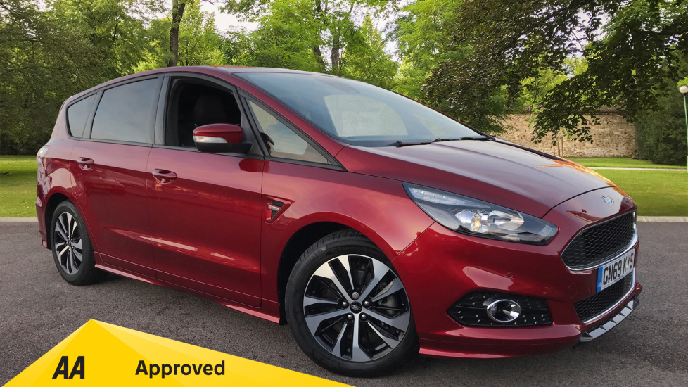 Ford S-MAX 2.0 EcoBlue 190 ST-Line 5dr Diesel Automatic MPV (2019) image