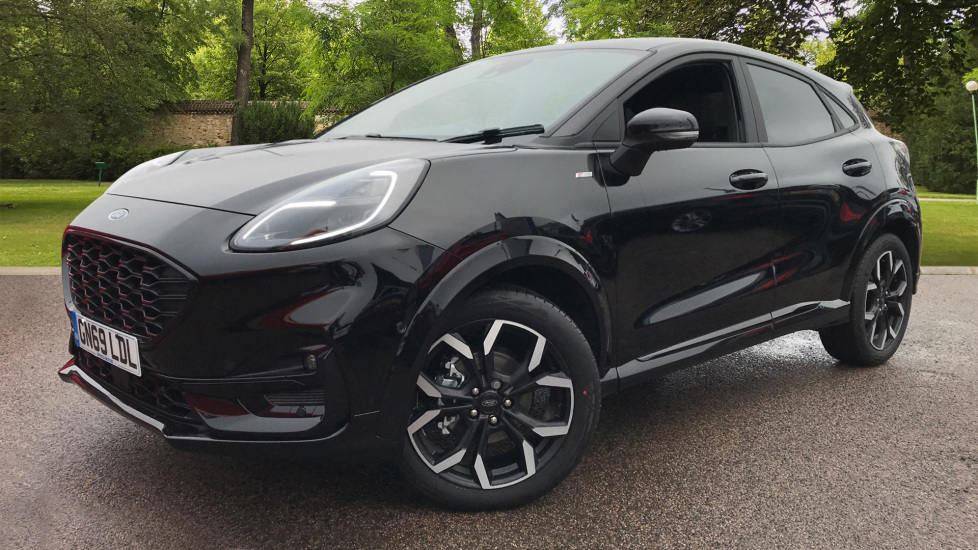 Ford New Puma 1.0 EcoBoost Hybrid mHEV ST-Line X First Ed 5dr [Available April 2020] image 3