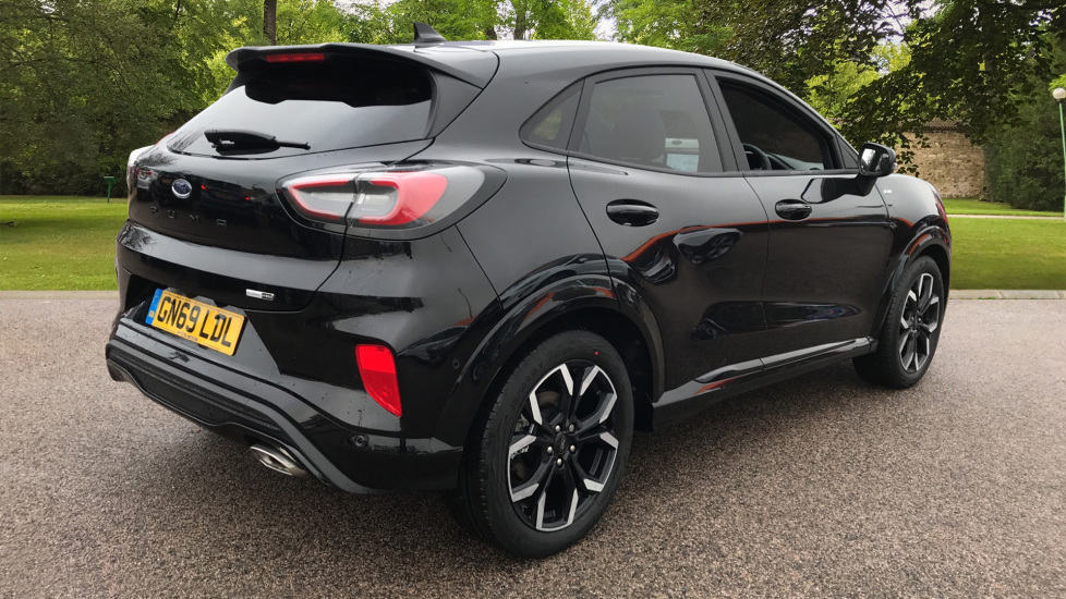 Ford New Puma 1.0 EcoBoost Hybrid mHEV ST-Line X First Ed 5dr [Available April 2020] image 5