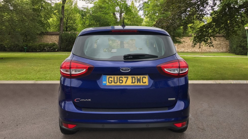 Ford C-MAX 1.0 EcoBoost Titanium 5dr image 6