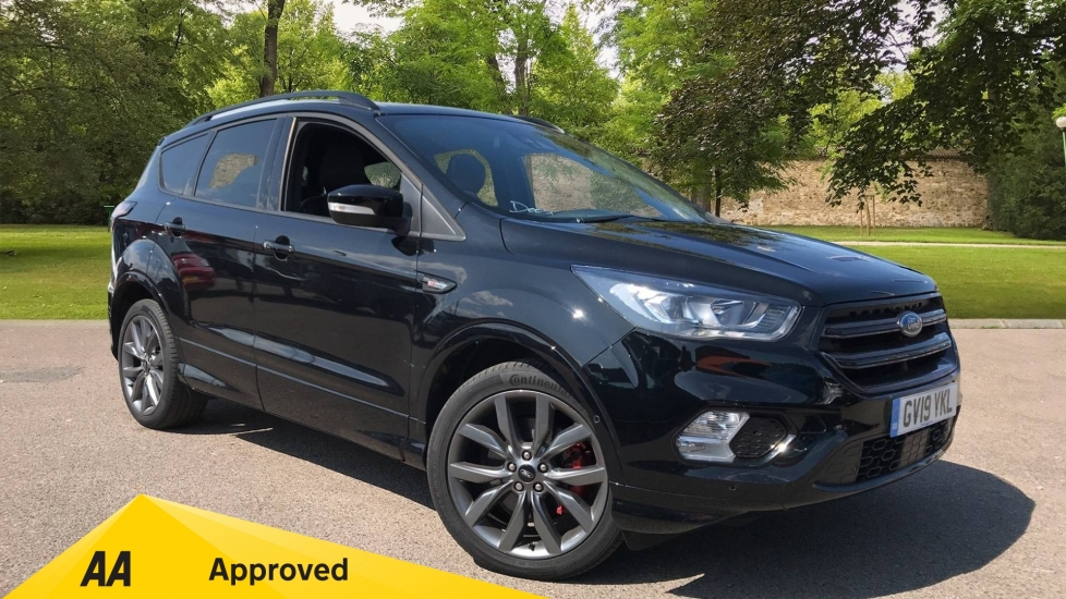 Ford Kuga 1.5 EcoBoost 176 ST-Line Edition Automatic 5 door MPV (2019) image
