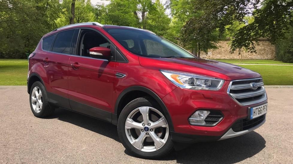 Ford Kuga 1.5 TDCi Titanium [X-Pack] 2WD Diesel 5 door Estate (2017)