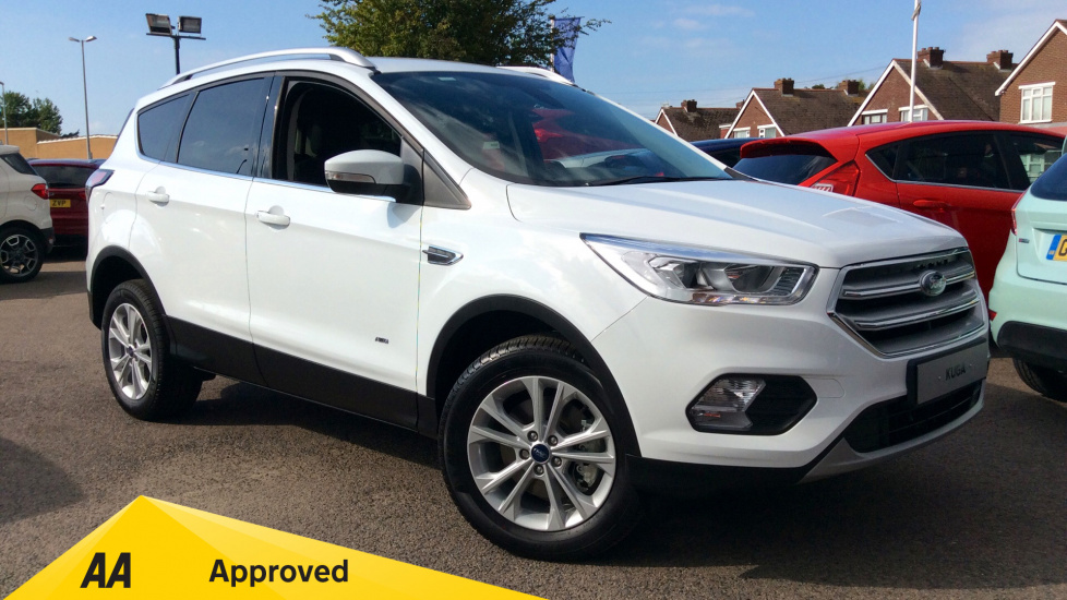 Ford Kuga 2.0 TDCi 180 Titanium [Nav] Diesel Automatic 5 door MPV (2019) available from Preston Motor Park Fiat and Volvo thumbnail image