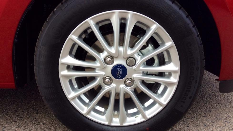 Ford KA Plus 1.2 Zetec 5dr image 8