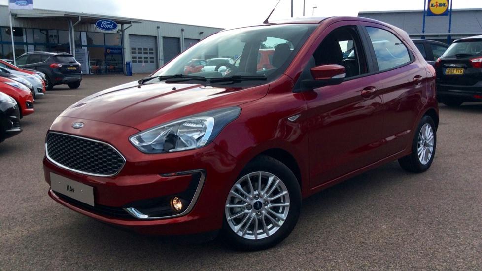 Ford KA Plus 1.2 Zetec 5dr image 3