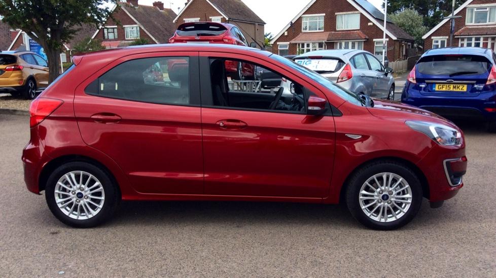 Ford KA Plus 1.2 Zetec 5dr image 4
