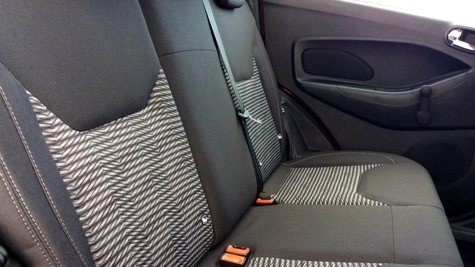 Ford KA Plus 1.2 Zetec 5dr image 9
