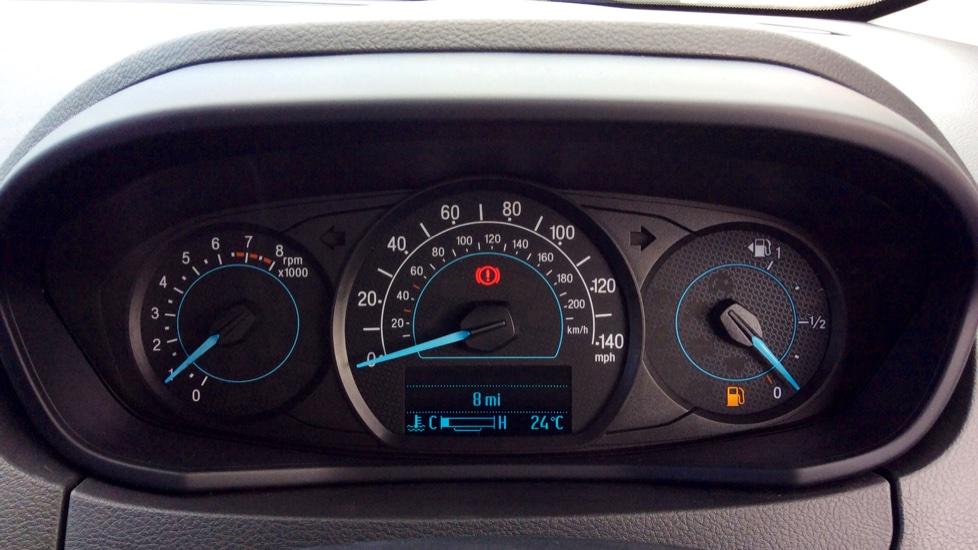 Ford KA Plus 1.2 Zetec 5dr image 12