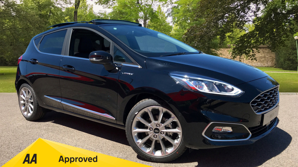 Ford Fiesta Vignale 1.0T EB 140PS 6SP 5 door Hatchback (2019)