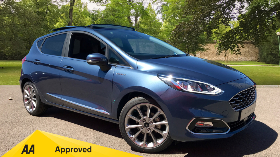 Ford Fiesta Vignale 1.0T EB 140PS 6SP MANUAL 5 door Hatchback (0)