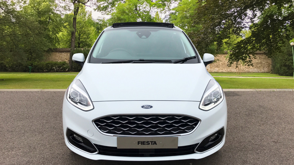 Ford Fiesta 1.0 EcoBoost 140 Vignale 5dr image 2
