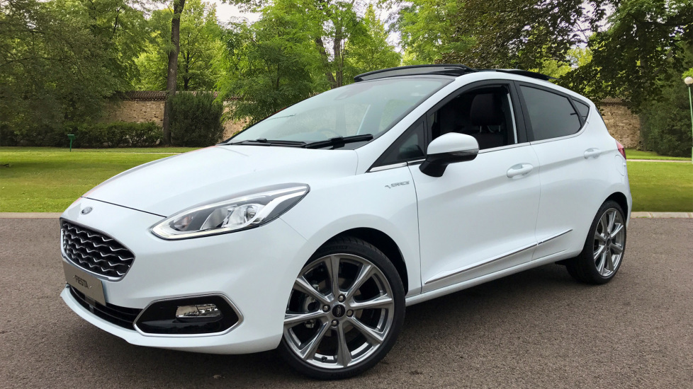 Ford Fiesta 1.0 EcoBoost 140 Vignale 5dr image 3