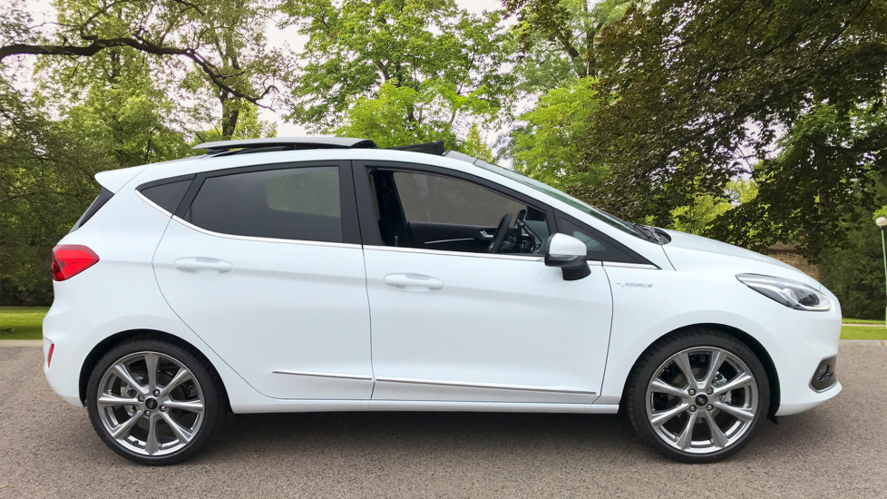 Ford Fiesta 1.0 EcoBoost 140 Vignale 5dr image 4
