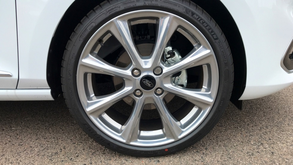 Ford Fiesta 1.0 EcoBoost 140 Vignale 5dr image 8