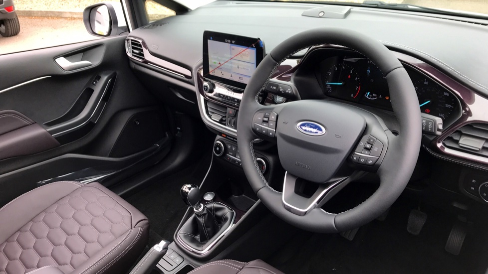 Ford Fiesta 1.0 EcoBoost 140 Vignale 5dr image 10
