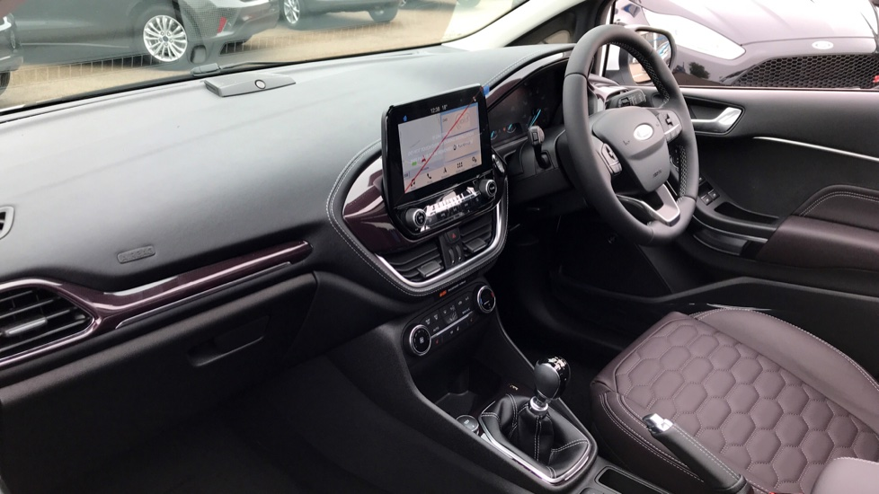 Ford Fiesta 1.0 EcoBoost 140 Vignale 5dr image 11