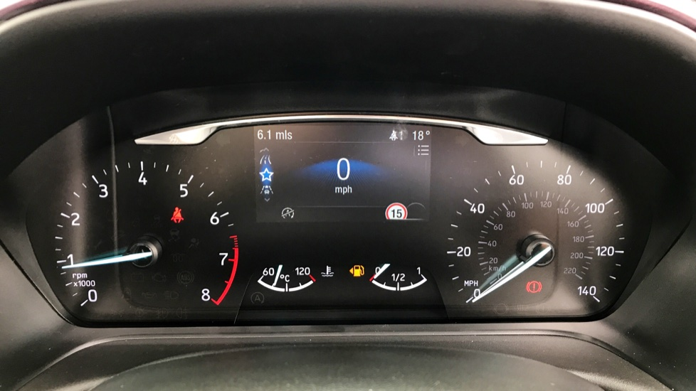 Ford Fiesta 1.0 EcoBoost 140 Vignale 5dr image 12