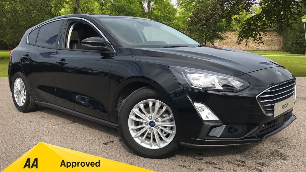 Ford Focus Titanium 1.0L Ford EcoBoost 125PS 6 Speed  5 door Hatchback (2019) at Ford Thanet thumbnail image