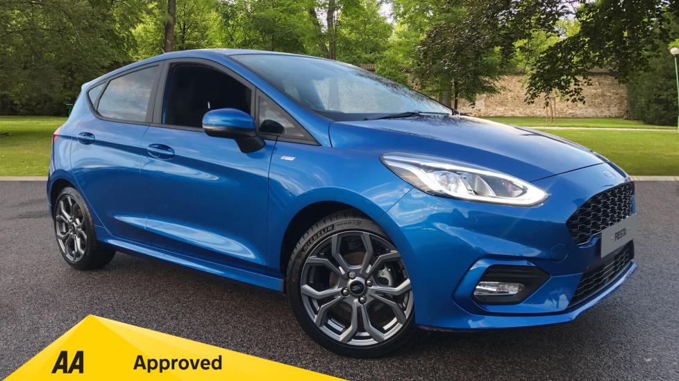 Ford Fiesta ST-Line 1.0T EcoBoost 100PS 6 Speed 5 door Hatchback (2020)